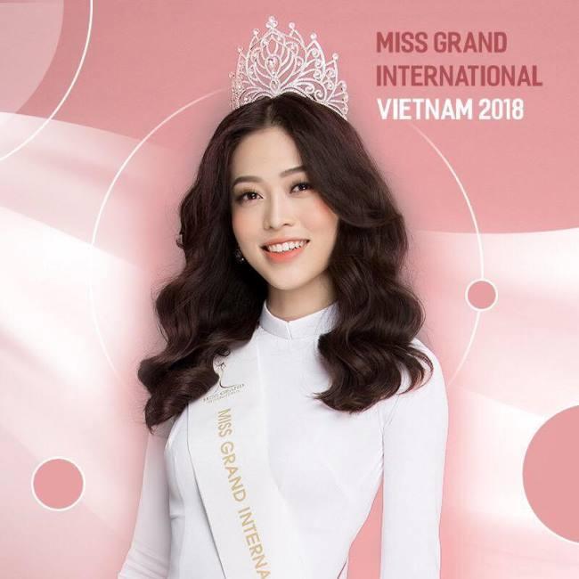 Nhan sắc các người đẹp từng thi Miss Grand trước Á hậu Phương Nga-1