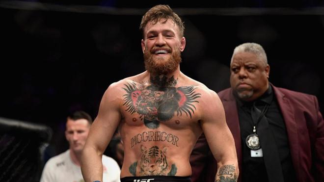 McGregor bị cấm thi đấu một tháng-1