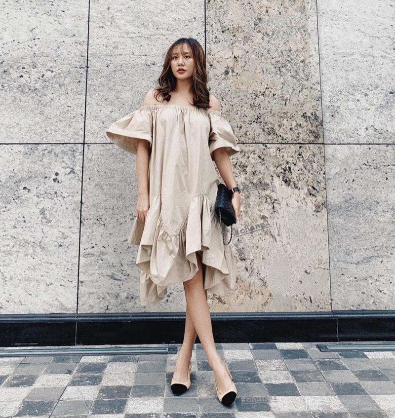 Dàn hot-face Việt chẳng hẹn mà gặp cùng lăng-xê mốt suit ngày gió về: Người phá cách - nàng gợi cảm-9