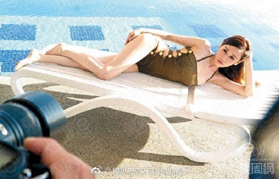 Hoa hậu chuyên săn đại gia, từng bán bia ôm khoe thân ở tuổi 40-3
