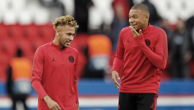 Neymar - Mbappe kết băng đảng, tẩy chay Cavani-2
