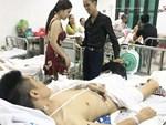 Vụ nam thanh niên bị chém nát chân ở Phú Thọ: Người vợ nói gì khi bị tố sống ảo, câu like lúc chăm chồng ở viện?-4