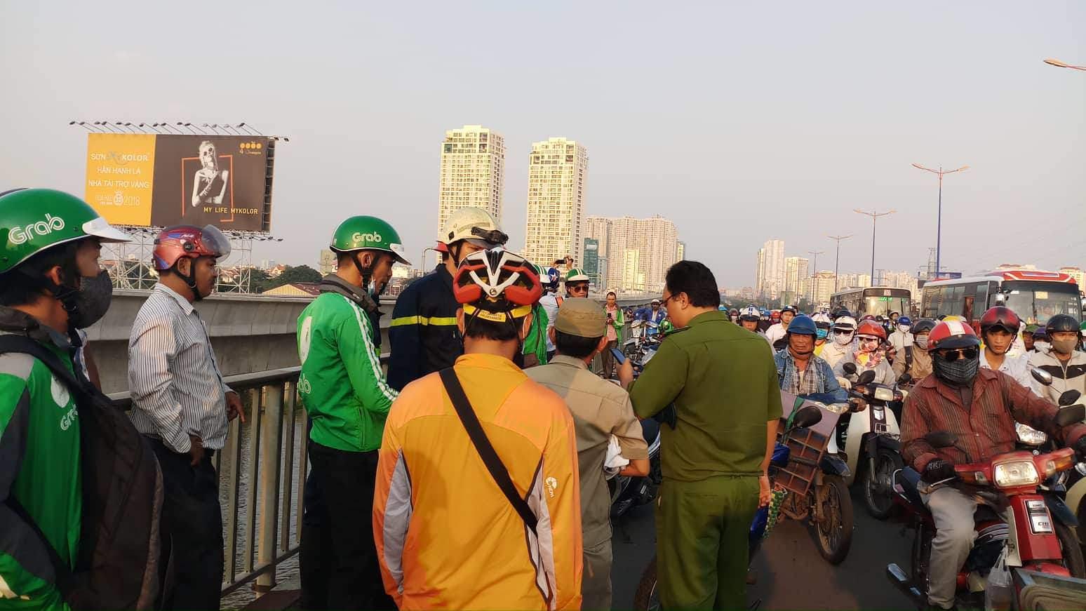 Cô gái để lại lá thư nhảy cầu Sài Gòn rồi bỏ đi: Hé lộ tình tiết bất ngờ-4