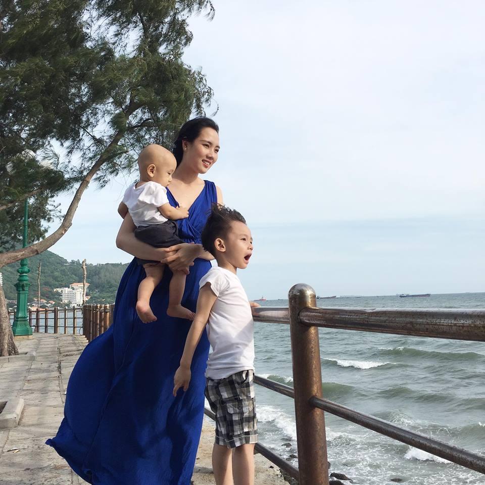 """Diệp Hồng Đào tiết lộ phải nói dối bác sĩ"""" lần đi sinh con tuổi 21 cho Ngô Quang Hải-2"""