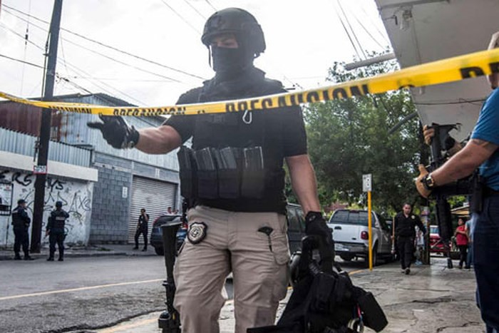 Bắt giữ cặp vợ chồng nghi giết hại 10 phụ nữ tại Mexico-1