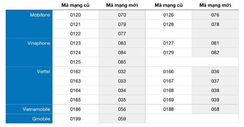 Chủ thuê bao 11 số cần khai báo lại những gì khi đổi về SIM 10 số?-1
