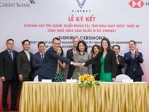 VinFast được bảo lãnh vay 950 triệu USD nhập khẩu thiết bị