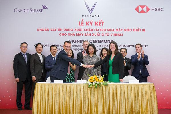 VinFast được bảo lãnh vay 950 triệu USD nhập khẩu thiết bị-1