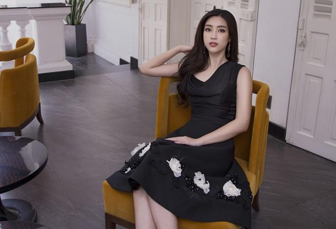 Sau nhiệm kỳ Hoa hậu, Đỗ Mỹ Linh khoe thần thái rạng ngời trong bộ ảnh mới-1