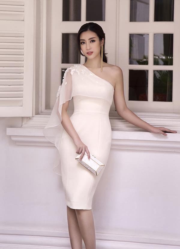 Sau nhiệm kỳ Hoa hậu, Đỗ Mỹ Linh khoe thần thái rạng ngời trong bộ ảnh mới-2