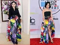 Mẹ chồng U50 của Tăng Thanh Hà cân hết dàn ngôi sao quốc tế khi đụng váy hiệu