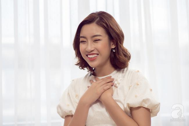 Hoa hậu Đỗ Mỹ Linh: Bùi Tiến Dũng không phải gu của tôi-2