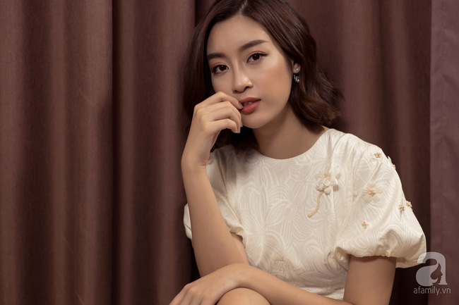 Hoa hậu Đỗ Mỹ Linh: Bùi Tiến Dũng không phải gu của tôi-1