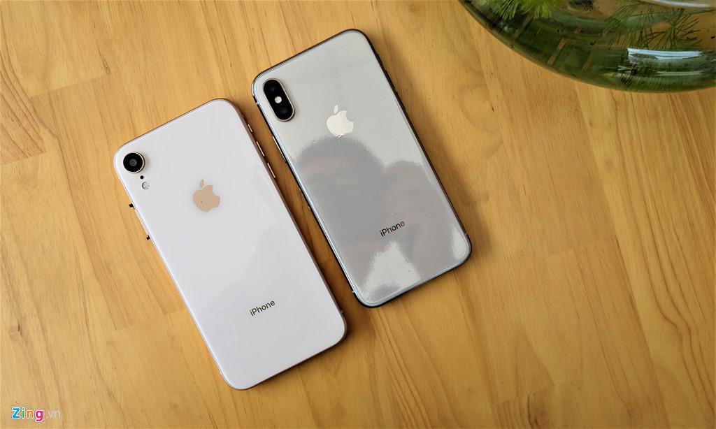 iPhone XR chưa mở bán nhưng hàng nhái đã xuất hiện tại VN-6