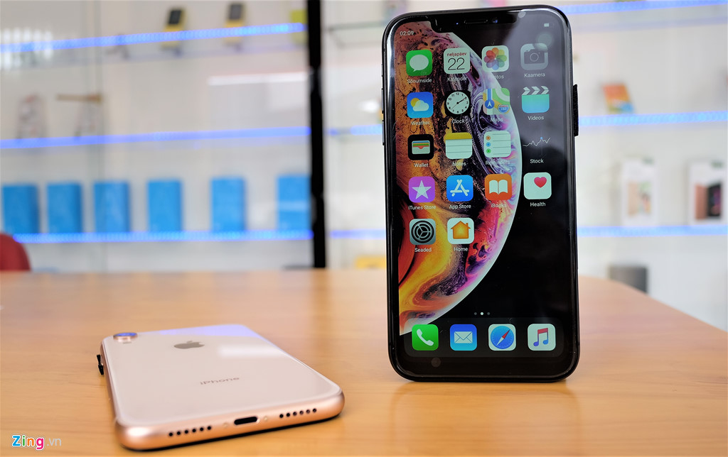 iPhone XR chưa mở bán nhưng hàng nhái đã xuất hiện tại VN-3