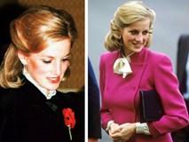 Mấy ai để ý rằng Công nương Diana cũng có 1 thời để tóc lỡ vai đầy dịu dàng và trang nhã đến vậy
