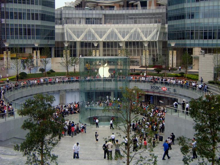 Lộ ảnh Apple Store sắp mở ngay hàng xóm Thái Lan, tha hồ sắm iPhone mới cực nhanh mỗi khi ra mắt-3