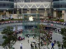 Lộ ảnh Apple Store sắp mở ngay