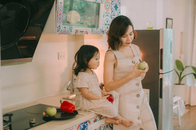 Lưu Hương Giang - Hồ Hoài Anh lần đầu khoe mái ấm nhỏ với gia đình đủ 4 thành viên-12