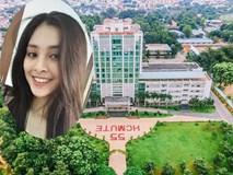 Trường ĐH có Hoa hậu Trần Tiểu Vy là sinh viên vừa buộc hơn 400 người phải thôi học