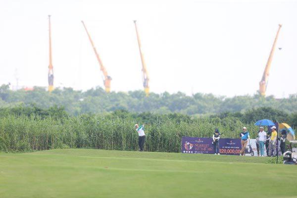 Hội Golf Hải Phòng vô địch giải Các CLB Mở rộng 2018-4