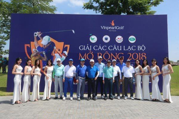 Hội Golf Hải Phòng vô địch giải Các CLB Mở rộng 2018-6