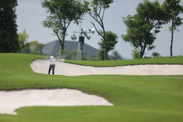 Hội Golf Hải Phòng vô địch giải Các CLB Mở rộng 2018-9