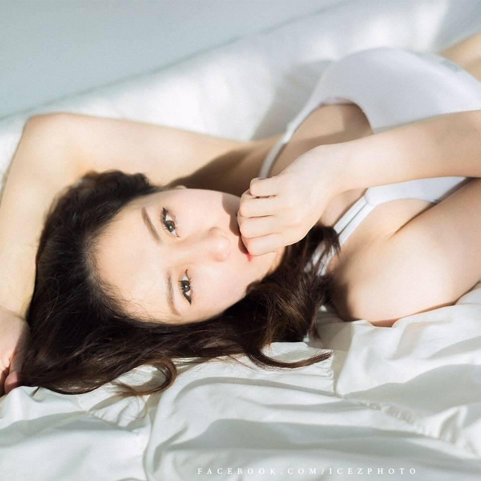 Hotgirl trà sữa Jun Vũ lột xác sexy-6