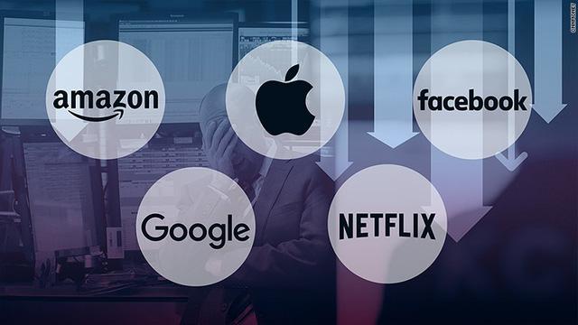 Thị trường chao đảo khi cả 5 ông lớn công nghệ cùng mất giá-2