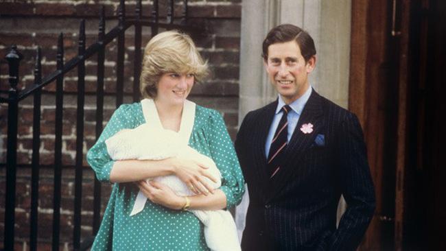 Lần đầu tiên tiết lộ thời kỳ mang thai Hoàng tử William đầy khủng hoảng của Công nương Diana: Cứ đứng lên là nôn ói-2