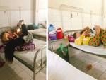 Âm thanh phát ra từ trong chiếc chăn giăng ngang của cặp đôi ở bệnh viện khiến bao người nóng mặt ngày đầu năm-2