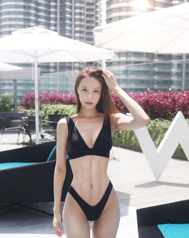 Hot girl số 1 Malaysia có thân hình thắt đáy lưng ong quyến rũ mê hồn-15