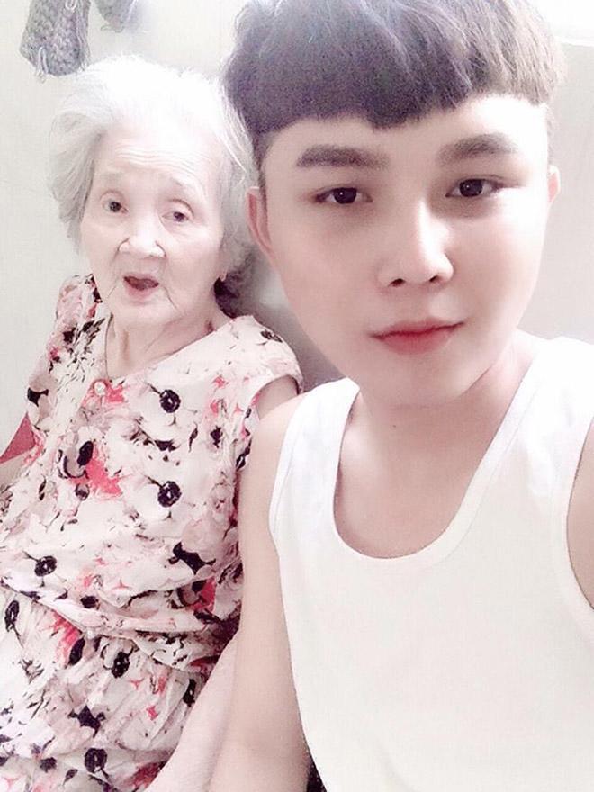 Cháu trai của bà cụ 90 tuổi xì tin nhất Việt Nam đột ngột qua đời khiến MXH xót xa-2