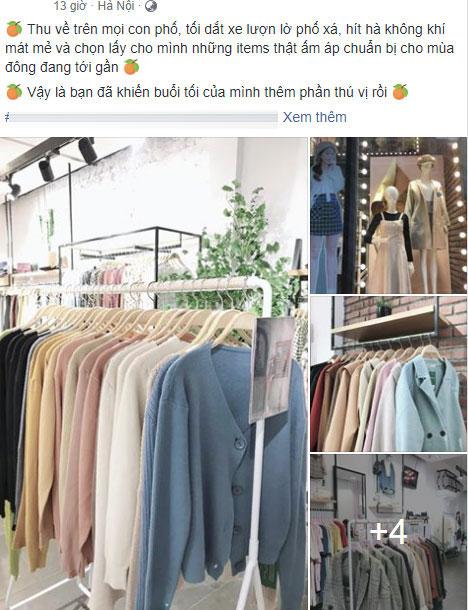 Hà Nội chớm rét, kinh doanh quần áo hốt bạc-1