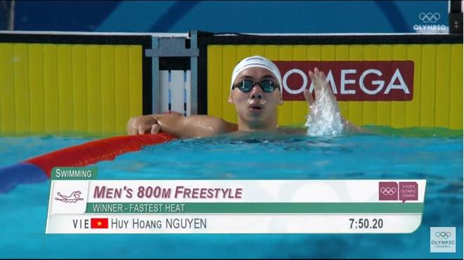 Nguyễn Huy Hoàng xuất sắc giành HCV Olympic trẻ-1