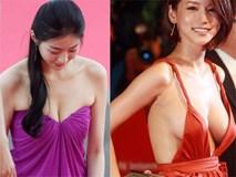 Những bộ váy sốc nhất thảm đỏ Hàn Quốc, biến các cô gái vô danh thành ngôi sao