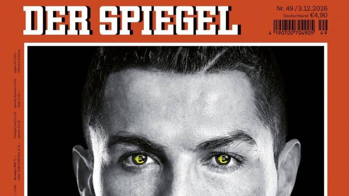Báo Đức bác nghi vấn làm giả chứng cứ, quyết chống lại Ronaldo đến cùng-1