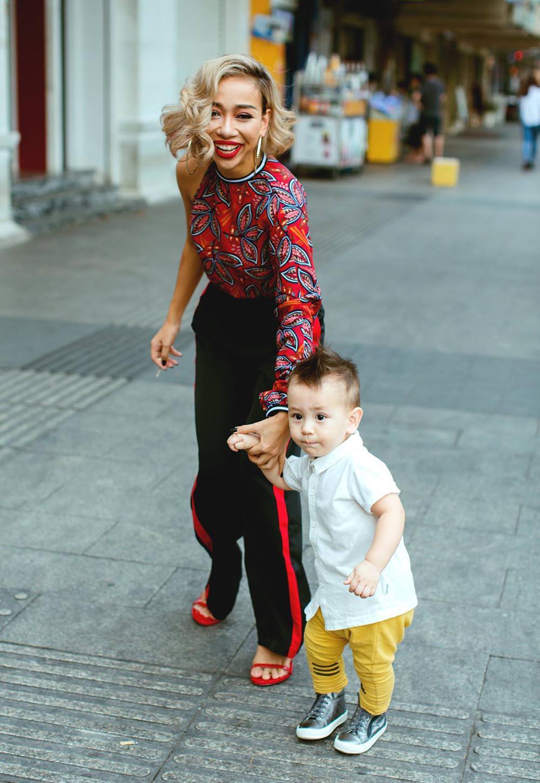 Mẹ đơn thân Thảo Trang: Mọi quyết định cuộc đời tôi đều đúng, kể cả việc không có chồng-2
