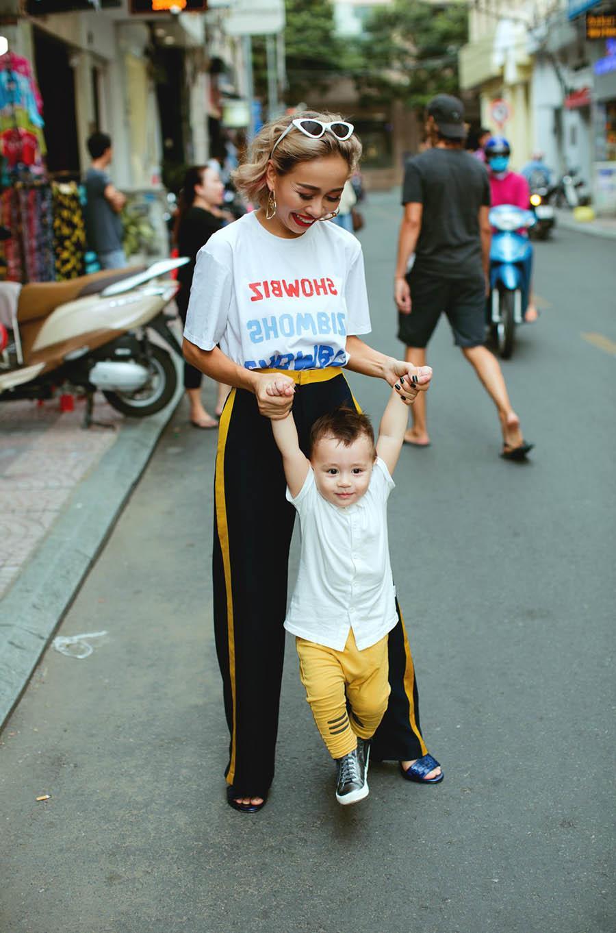 Mẹ đơn thân Thảo Trang: Mọi quyết định cuộc đời tôi đều đúng, kể cả việc không có chồng-6