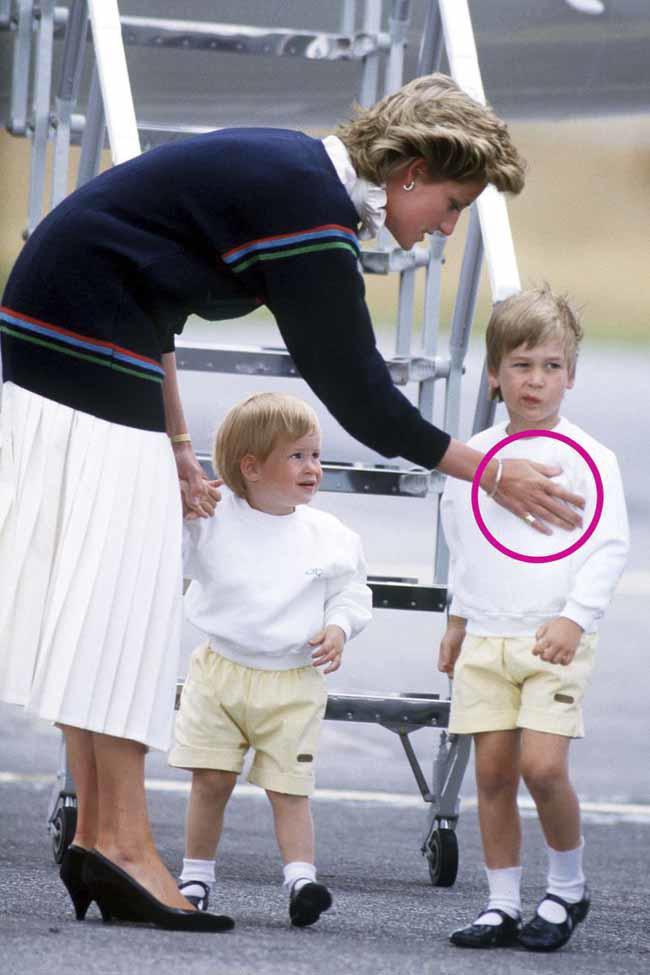 Công nương Kate có nhiều điểm nuôi dạy con giống mẹ chồng Diana được Hoàng gia Anh khen ngợi-1