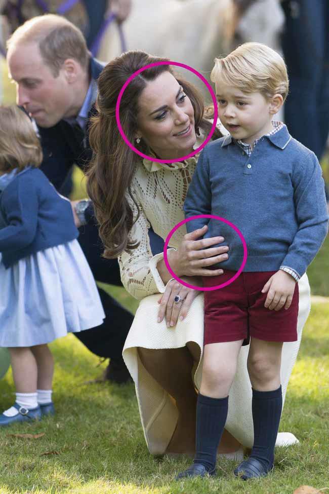 Công nương Kate có nhiều điểm nuôi dạy con giống mẹ chồng Diana được Hoàng gia Anh khen ngợi-2