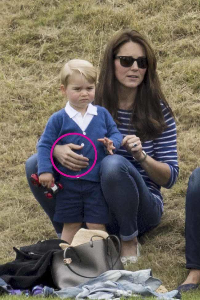 Công nương Kate có nhiều điểm nuôi dạy con giống mẹ chồng Diana được Hoàng gia Anh khen ngợi-4