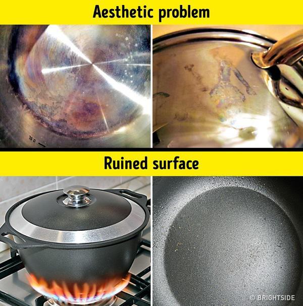 """11 thói quen tai hại"""" phải bỏ ngay lập tức nếu không muốn đồ dùng nhà bếp nhanh hỏng-2"""