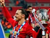 Zlatan Ibrahimovic sắp quay trở lại Old Trafford để