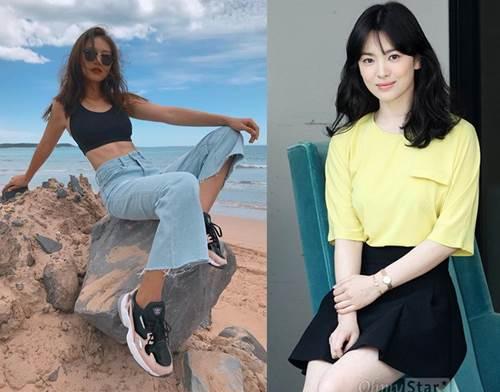 Trong phim mặc giống style nhưng ngoài đời Khả Ngân và Song Hye Kyo lại khác hoàn toàn-2