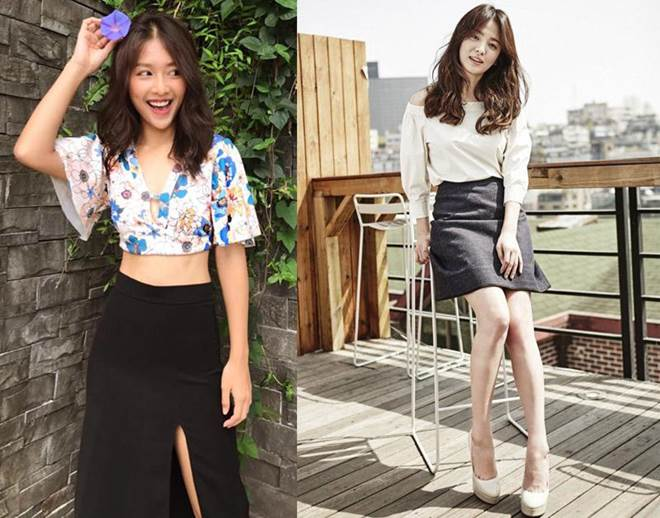 Trong phim mặc giống style nhưng ngoài đời Khả Ngân và Song Hye Kyo lại khác hoàn toàn-8