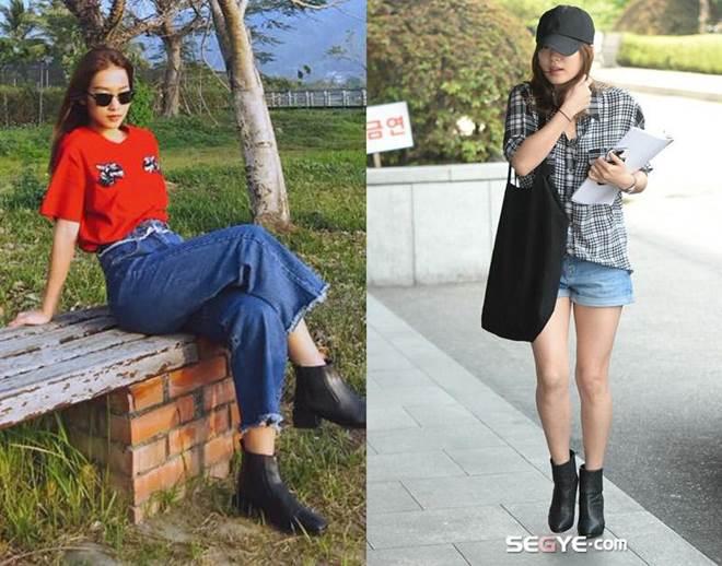 Trong phim mặc giống style nhưng ngoài đời Khả Ngân và Song Hye Kyo lại khác hoàn toàn-10