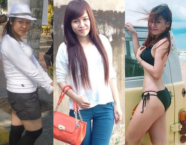Bạn gái thủ môn Lâm Tây lột xác ấn tượng nhờ giảm 11kg-7