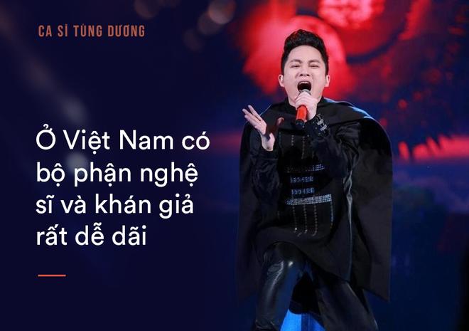 Tùng Dương: Bắt tôi chọn sống hoặc chết thì tôi mới hát Ngắm hoa lệ rơi-4