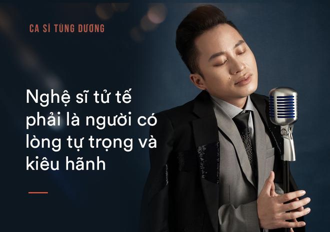 Tùng Dương: Bắt tôi chọn sống hoặc chết thì tôi mới hát Ngắm hoa lệ rơi-6